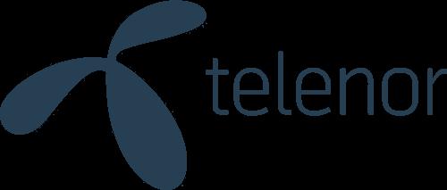 Telenor-logotyp